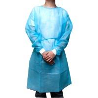 Isolation Gown (With Cuff) 一次性保護衣 (有針織袖)
