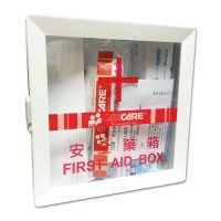 Wall Mounted First Aid Box 掛牆急救箱  (10人 / 49人/100人)