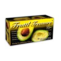 """""""Frutti Treasure"""" Nitrile Glove 丁腈手套 (綠色)(無粉)"""