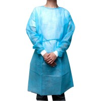 Isolation Gown (Without cuff) 一次性保護衣 (橡根袖口)