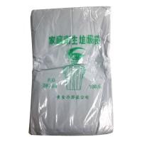 白色垃圾袋 24 x 24″ (100個/包) (CP007 )