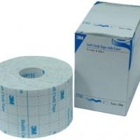 """3M"" Soft Cloth on Liner 5cm x 10m (2762)"