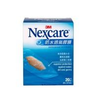 """3M"" Nexcare 防水透氣膠膜 26 x 57mm (20塊/盒) (D2)"