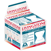 """Livingstone"" 手指敷料 (50塊/盒)(ASNWF )"