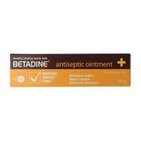 """""""Betadine 必妥碘"""" 殺菌軟膏 (油膏劑) 100g (FA092-100)"""