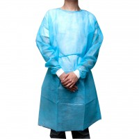 """Blossom"" 一次性保護衣 (10件/包) (DD001-B)"