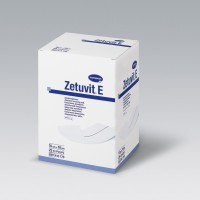 """HARTMANN"" Zetuvit E (20x20cm), Non-ST, P50高吸收性敷料墊"